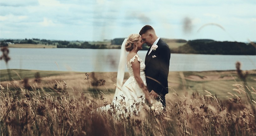 Outdoor Ceremony At Lough Erne